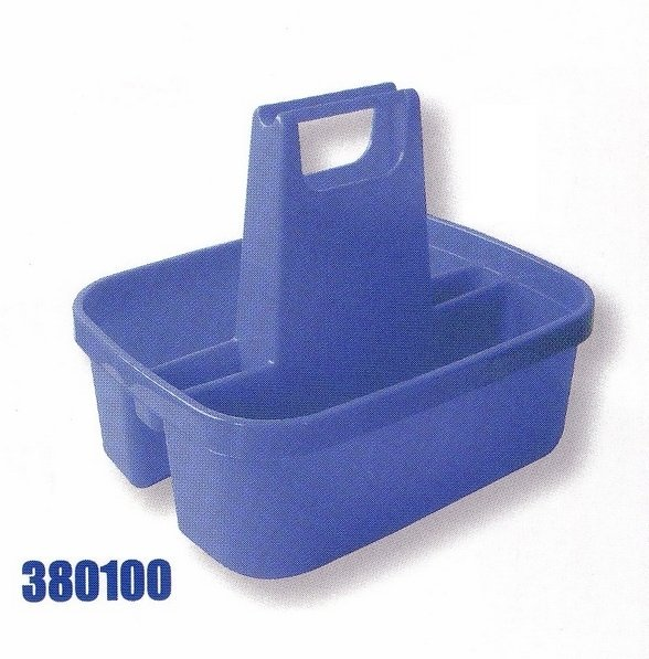 Tragbarer Werkzeugkasten aus Kunststoff