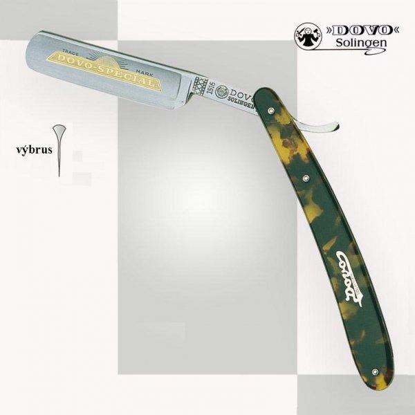 Rasiermesser DOVO Solingen 1516 580 N - Schildkrötenpanzerimitat 8