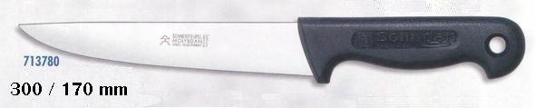 Messer Schneidteufel Molybdan