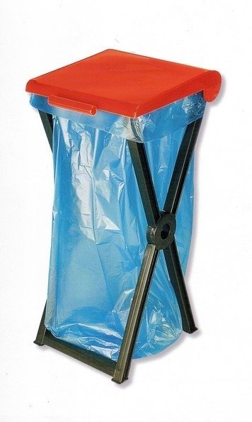 Klappbarer Kunststoffständer RIVAL 560 000 für Müllsäcke 3