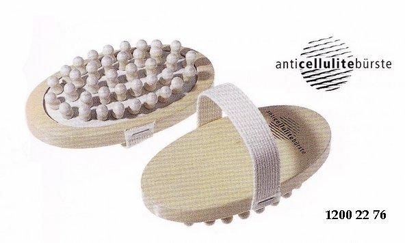 Anti-Cellulite 1200 Massagebürste 22 76