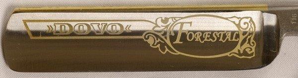 Rasiermesser DOVO Solingen - 116 5851 N - Forestal 3