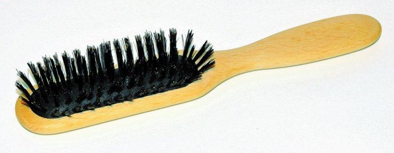 KELLER 127 22 40 Haarbürste - aus Holz