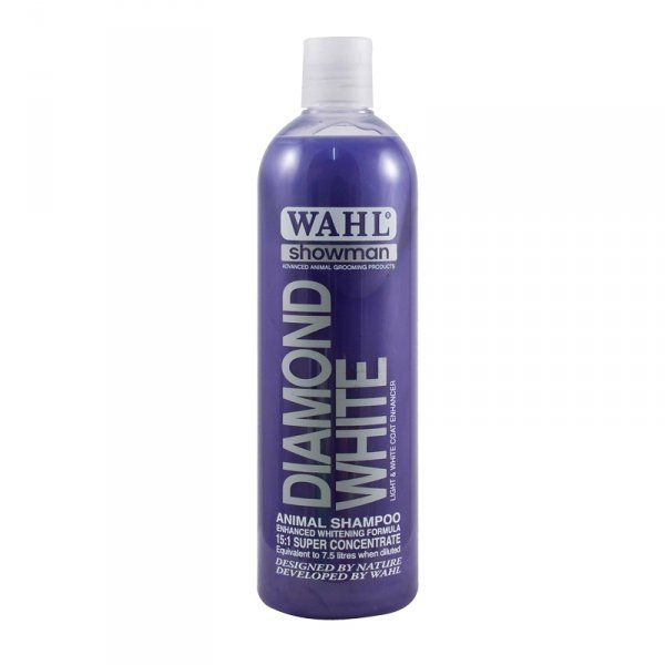 WAHL Diamond White Shampoo 2999-7520
