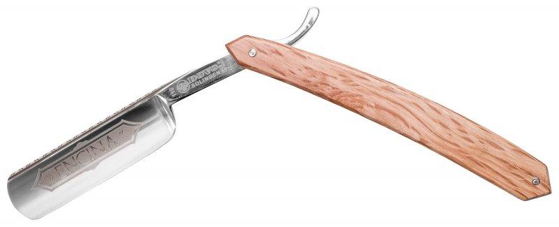 Rasiermesser DOVO Solingen 119 6860 N - Spanische Eiche