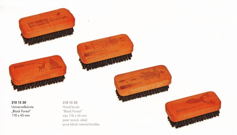 KELLER 210 15 20 Schwarzwälder Pinsel 8