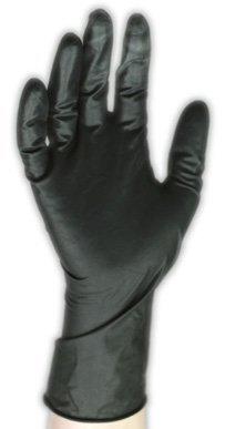 Latexhandschuhe BLACK Touch 8151-5052 Hercules-M 1