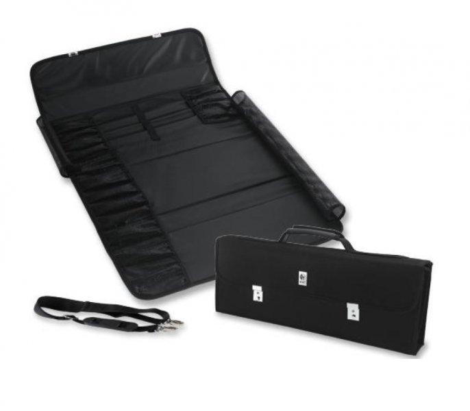 Etui für 16 Messer - schwarz 1