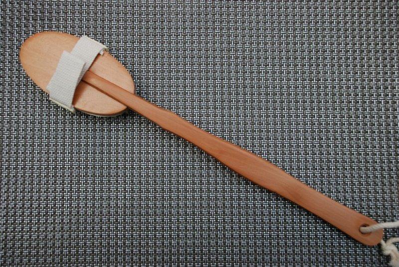 Sauna- und Badbürste KELLER 185 02 36