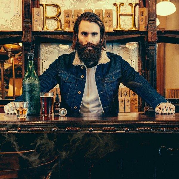 Ricki Hall's Booze & Baccy Bartöl 10ml 4