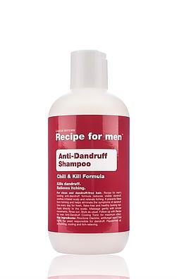 Antischuppenshampoo für Männer 1
