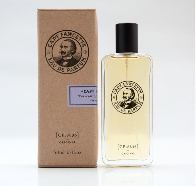 Eau de Parfum für Männer - Kapitän Fawcett - Eau de Parfum