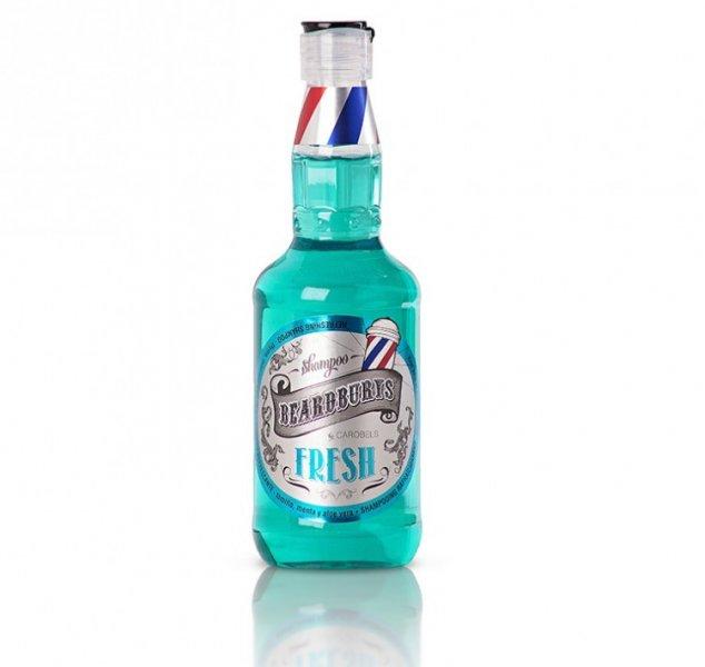 Beardburys Frisches Haarshampoo 330 ml.