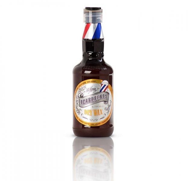 Beardburys Trockenwachs flüssiges Haarwachs 250 ml.