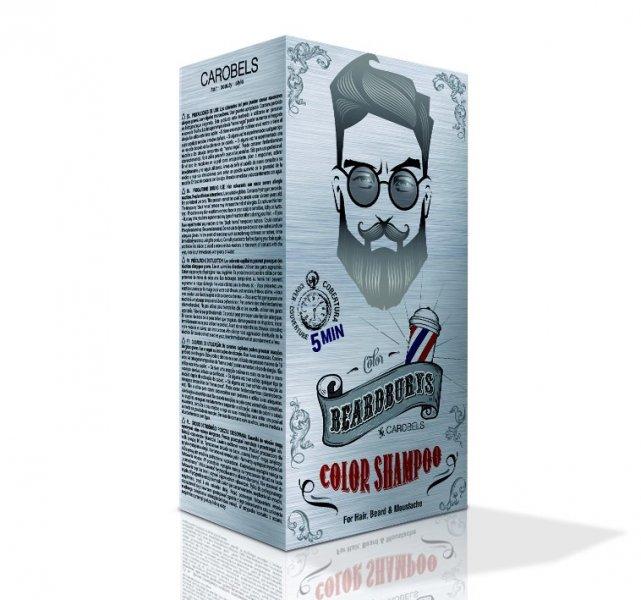 Beardburys Haar & Bart Färbung Shampoo 2