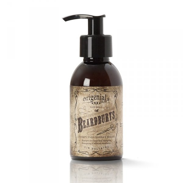 Bartburys Bart Shampoo ohne Sulfate