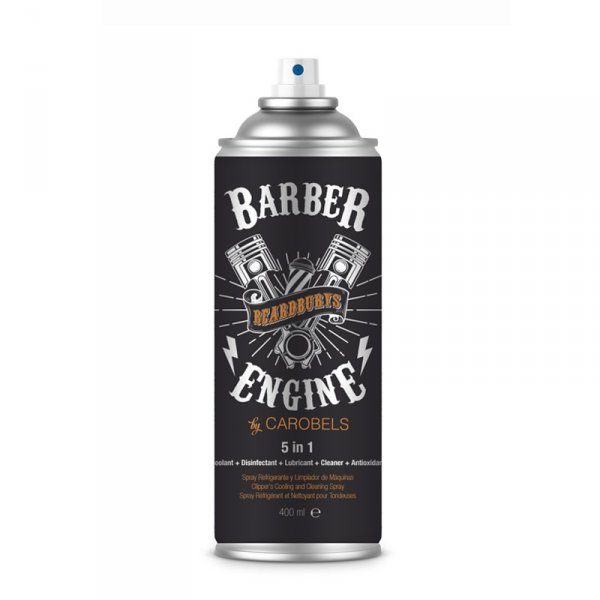 Beardburys Barber Engine 5in1 Spray - 400 ml