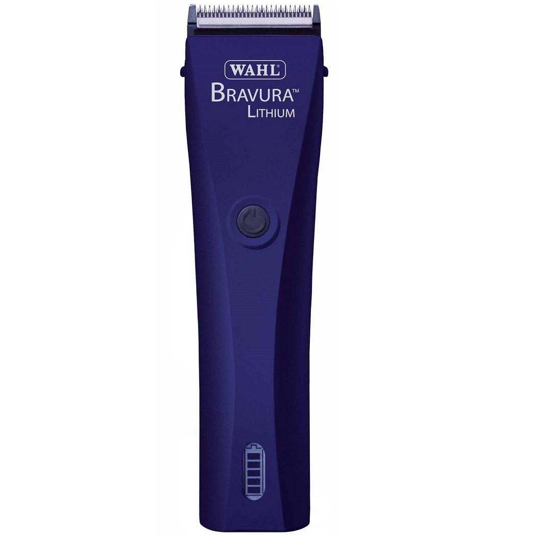 Professioneller schnurloser Haarschneider WAHL Bravura Lithium 1870-0482 Midnight Blue 2