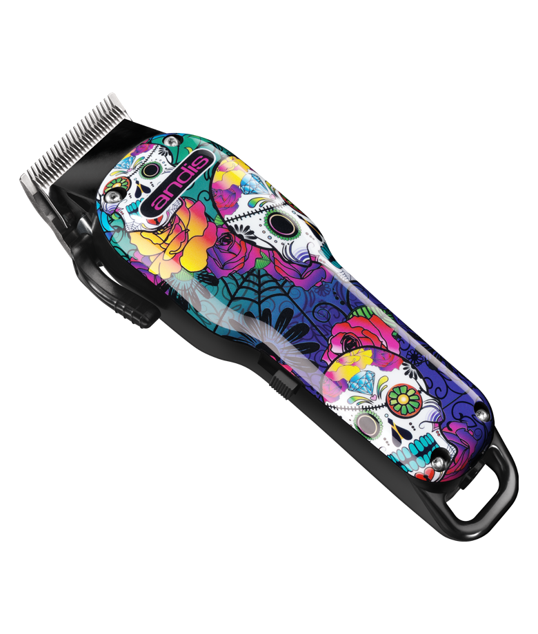 andis-cordless-uspro-sugar-skull-edition 2