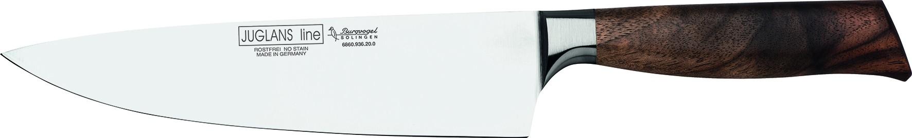 Messer BURGVOGEL Solingen 6860.936.20.0 Juglans Line - Kochen 2