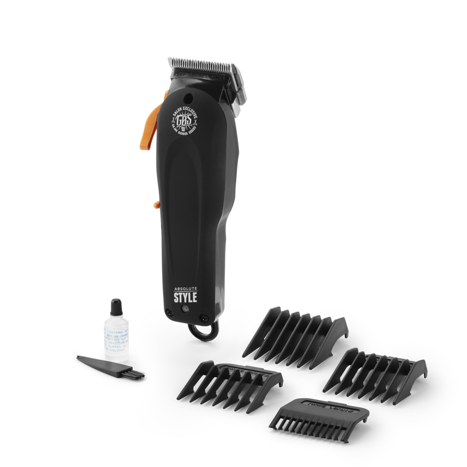 GBS Absolute Style Cordless Clipper