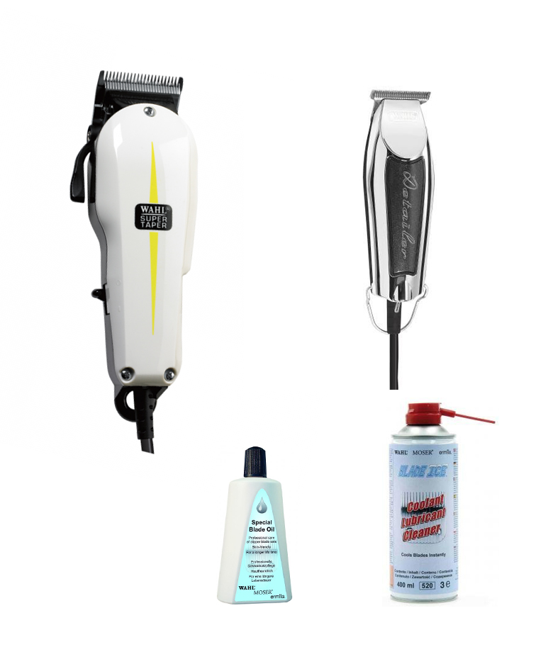 WAHL BASIC BARBER Set