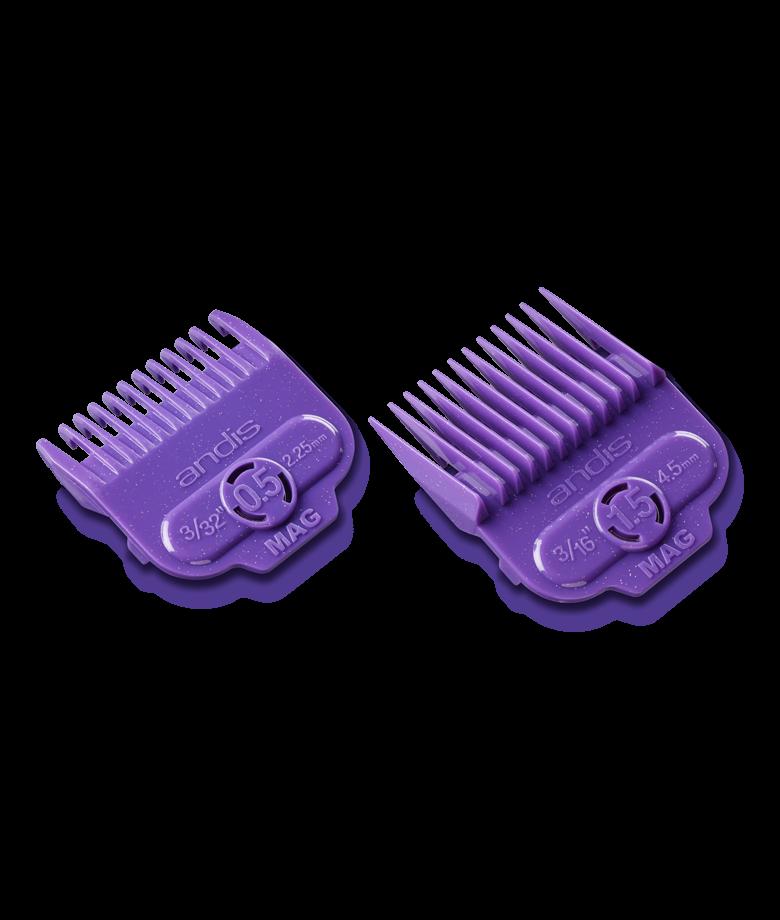 Zusätzliche Magnetkämme ANDIS 66560 - Set mit 2 Stück